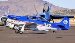 Blue Thunder - Thunder Mustang