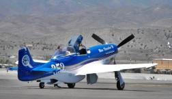 Blue Thunder Kit Plane