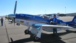 At the Reno Air Races