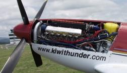 Falconer Engine - Kiwi Thunder