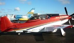 Tigers Blood Kit Plane