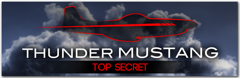 Thunder Mustang Top Secret