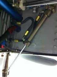Gear Door Cylinder